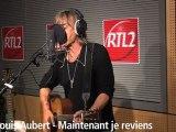 Jean-Louis Aubert (rtl2.fr/videos) - Maintenant je reviens, Puisses-tu, Demain sera parfait