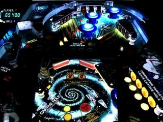 Black Hole de The Pinball Arcade
