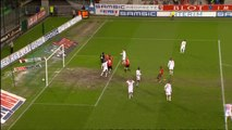 23/03/08 : Mickaël Pagis (43') : Rennes - Lens (3-1)