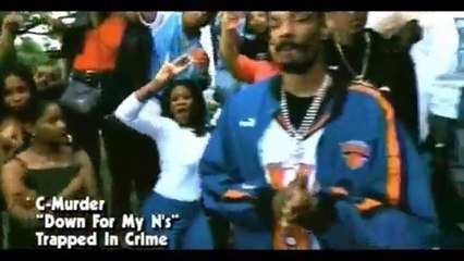 "Snoop Dogg feat C-Murder & Magic ""Down 4 my Niggaz"""