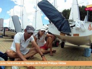 En Route Pour Londres ! Episode 8 : Emmanuelle Rol et Hélène Defrance aux championnats du monde