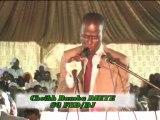 CONGRES D'INVESTITURE DE CHEIKH BAMBA DIEYE SG DU FSD BJ