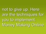 Money Making Opportunities on the Internet - Make Money Online Fast