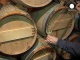 Champagne corks still popping despite crisis