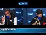 Pascal Obispo sur Europe 1 chez Nikos Aliagas - Page Facebook Welcome with Paradispop