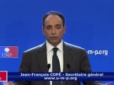 UMP - Jean-François Copé : « François Hollande incarne le défaitisme absolu »