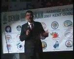 Akdeniz Bölgesi En iyi Belediye Başkanı Bekir Altan