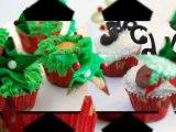 Cupcake Ideas Coconut Lime Paleo Cupcakes and Christmas Cupcakes