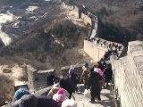La Grande Muraille de Chine (Badaling, Pékin)