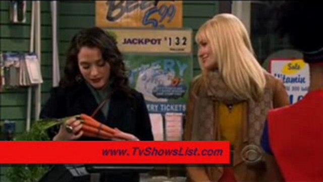 2 Broke Girls Season 1 Episode 13 (And the Secret Ingredient) 2012