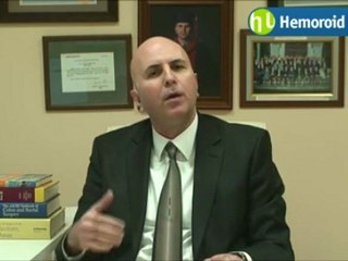 Hemoroid (basur) tedavisinde skleroterapi
