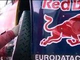 Sebastien Loeb — Citroen DS3 WRC Testing