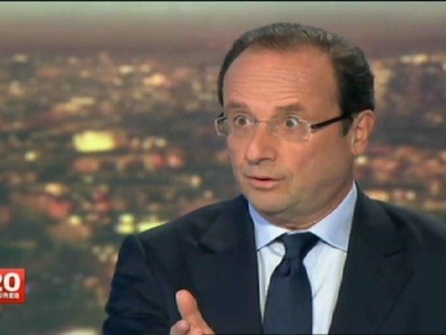 Hollande 20 H