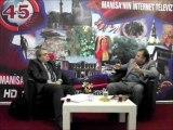 KANAL 45 TV DE İSMAİL AYDIN'IN KONUĞU SENDİKACI MEHMET ALİ ÖZALTIN OLDU (1.Bölüm)