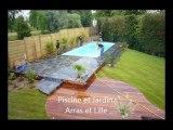 Lille Construction Entretien piscines spa sauna - Piscine et Jardin - Villeneuve d'Ascq