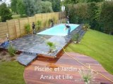 BETHUNE Constuction, Fabrication, Rénovation Piscines - Piscine et Jardin - 62 Pas de Calais - Spa Sauna Hammam