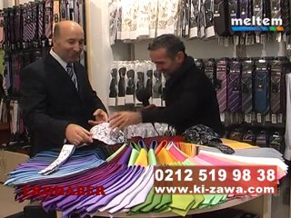 ki-Zawa kravat firma videosunu izleyiniz