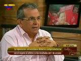 (VIDEO) Cabezas  MUD debe dejar las excusas, realizar sus primarias y jugarle limpio a la República Bolivariana  1/2