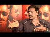Ajay Devgn on his Action Flick - Singham, on Salman Khan - Exclusive Interview