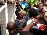 Nigerian fuel protests heat up