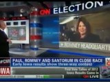 BLATANT Ron Paul CENSORSHIP by CNN of Soldier Supporting Ron Pauls Foreign Policy