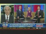 Ron Paul On Fox & Friends Day After Iowa Vote