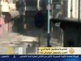 Aljazeera Syria News 29.12.2011 05.00 GMT HD 28 قتيل في سورية المراقبين يتوجهون الى حماة وادلب أبو نور الباكير من حماة وتامر الجهماني درعا هذا الصباخ الجزيرة