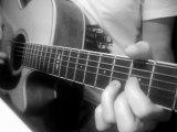 Cours de Guitare - Je t'aimais, je t'aime et je t'aimerai ( Francis Cabrel ) ( 2 Versions )