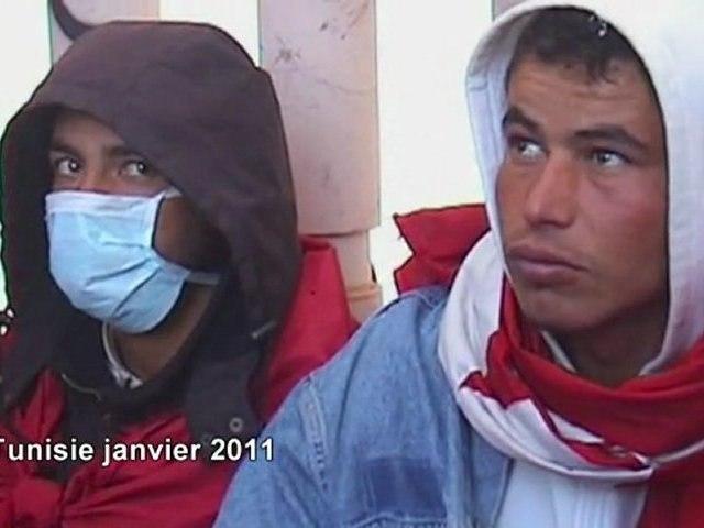 Trois jeunes journalistes de retour du printemps arabe