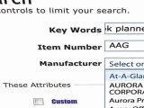 Online Shopping Business Video on Advanced Search in Dallas