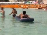 La spiaggia di Porto Cesareo (LE) - ApuliaTV alla scoperta della Puglia -