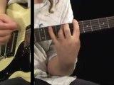 Cours de guitare électrique Rock années 50