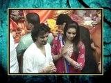 Actress Bipasha Basu & Singer Sonu Nigam Visit Lalbaugcha Raja