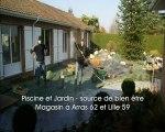 Création d'un jardin japonais - Paysagiste - Piscine et Jardin - 59 62 80 - Construction d'un bassin zen - Arras - Lille