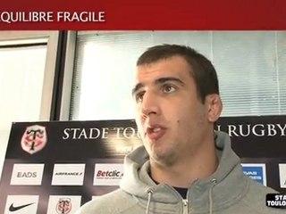 Stade-Bayonne : Interview de Yoann Maestri