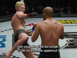 Pack de précommande Contenders de UFC Undisputed 3
