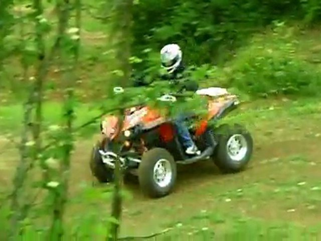Essais Can Am 500 Renegade
