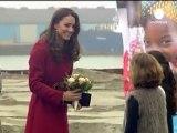Kate Middleton sur les traces de sa belle-mère