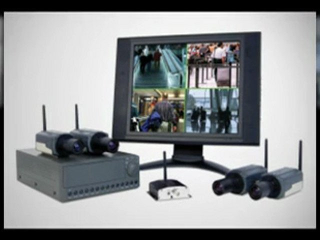 Utilizing a Wireless Security Camera System