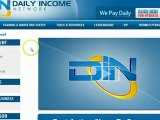 Daily Income Network Easy Home Business