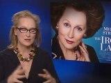 Una dama de hierro llamada Meryl Streep