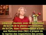L'ex-Agent de la CIA, Susan Lindauer témoigne sur le 11 Septembre 2001 (1)
