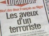 Otages Niger: la version d'un membre d'Aqmi
