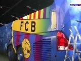 Barça : un nouveau bus à 500 000 euros