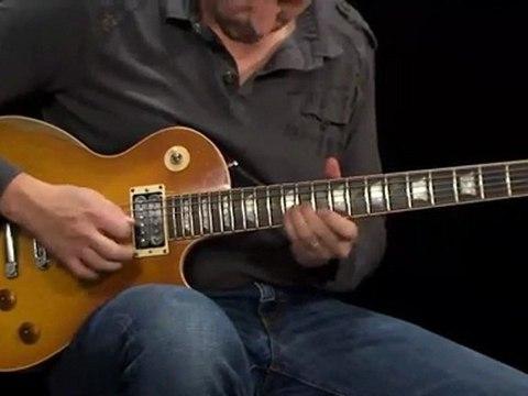 Cours de guitare électrique débutants