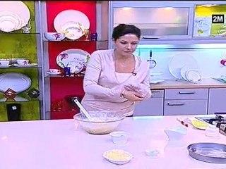 Recette Choumicha - Gâteau basque : Recette de Gâteau basque
