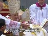 Benedict al XVI-lea: Împreună cu Magii să privim spre Cristos