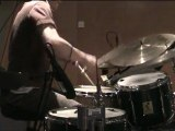 After The Night With You (comp.Ilya Alabuzhev) drummers view