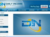 Daily Income Network My Daily Money Residual Income