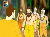 Kids Animation - Buddham Sharnam Gachami - Buddha (Marathi)